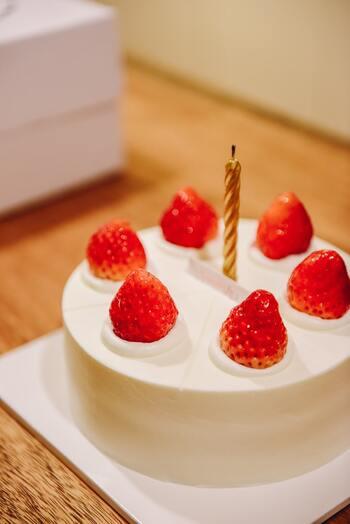 大切な日のケーキを彩る。かわいい【バースデーキャンドル】11選