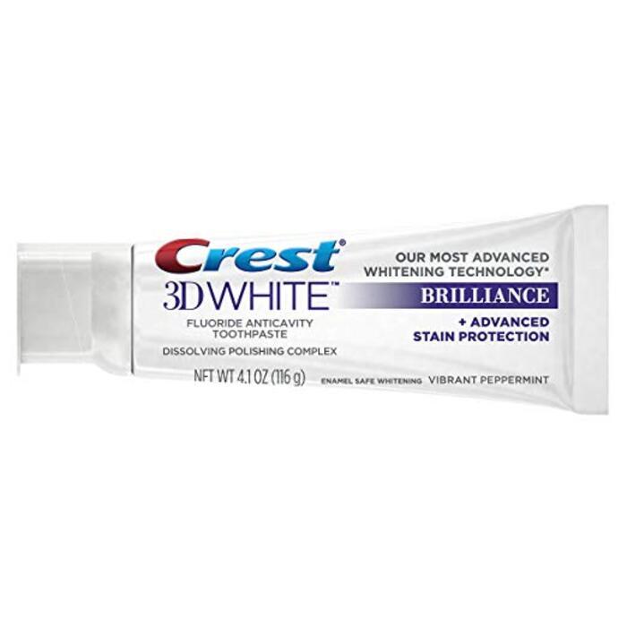Crest 3Dホワイト ブリリアンスミント
