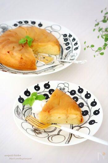 スイッチオンで炊飯器にお任せできるお手軽レシピ。ホットケーキミックスを使うから作り方も簡単です。