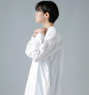 白一色で潔く。冬の「ホワイトコーデ」参考スタイルとおすすめアイテム