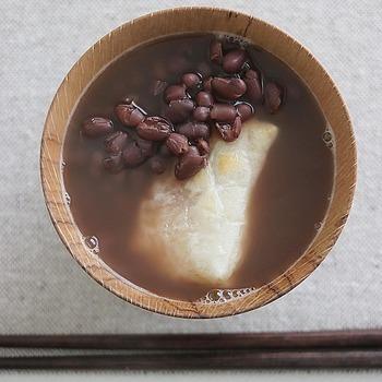 寒い日のおやつに【おしるこ/ぜんざい】の作り方とアレンジレシピ