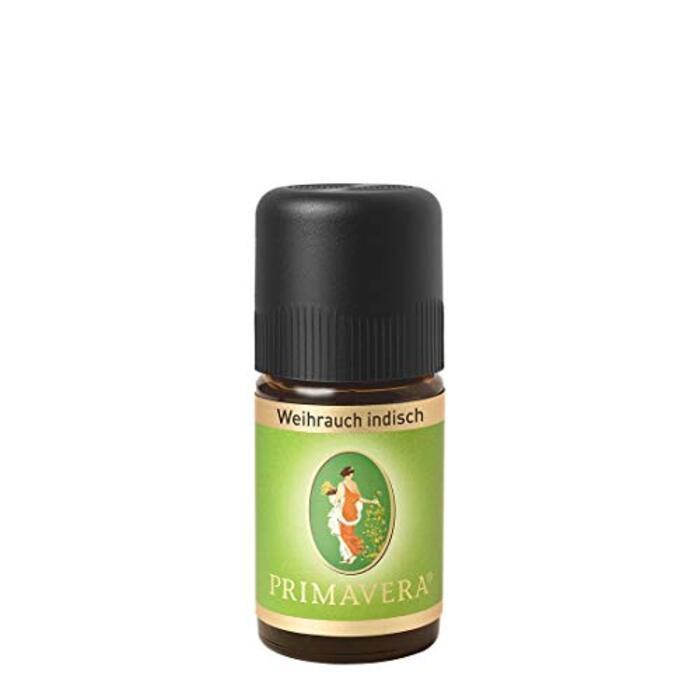 フランキンセンス(乳香・インド) 5ml【フェアトレード製品】プリマベラ