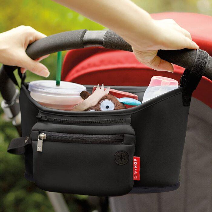 スキップホップ ベビーカー用 バッグ