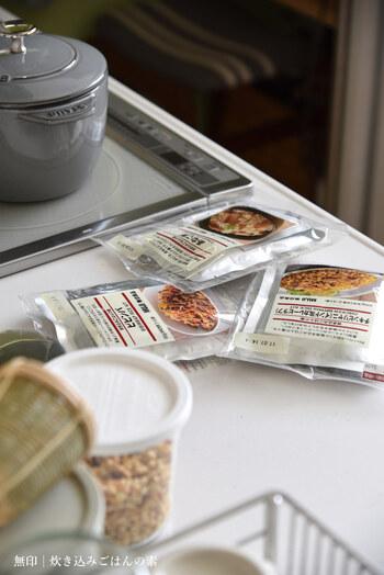 レトルト・冷凍・即席麺…手軽で美味しい【無印良品】のおすすめ食品