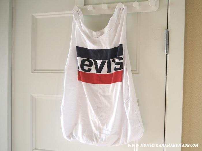 思い出のTシャツで作ると、子供も愛着が湧くバッグに仕上がります。