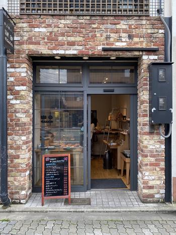 1952年から地域に愛され続ける「井上製パン」。2016年には店舗のリニューアルをし、幅広い年代のお客さんに親しまれています。