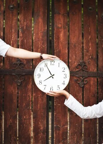 お子さんがいる家庭では、休日に「Cの時間帯で約束があるから子どもたちをお願い。その代わりAの時間帯はパパがゆっくりしてね」など、スムーズに役割を分担しながらメリハリもつけやすくなるでしょう。
