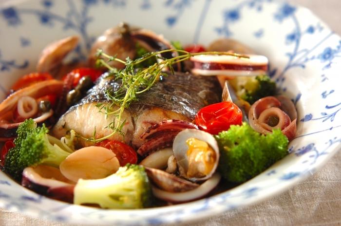シーフードたっぷり!「海鮮」が主役の和洋おもてなしレシピ