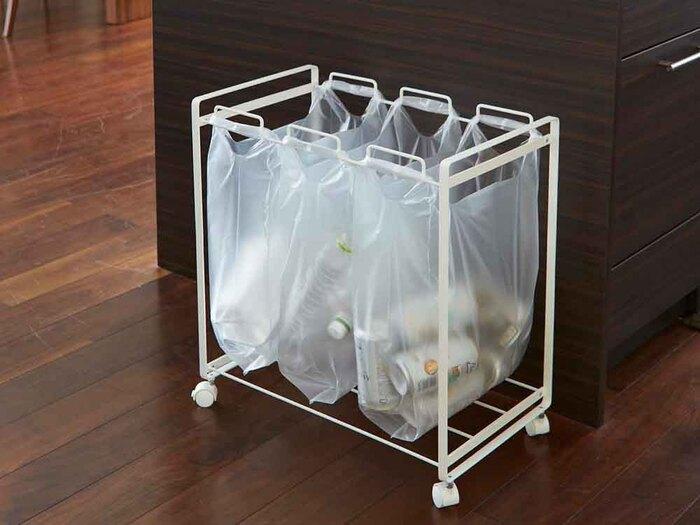 レジ袋有料化でどうしてる?ゴミ袋の代用アイデア&便利グッズ