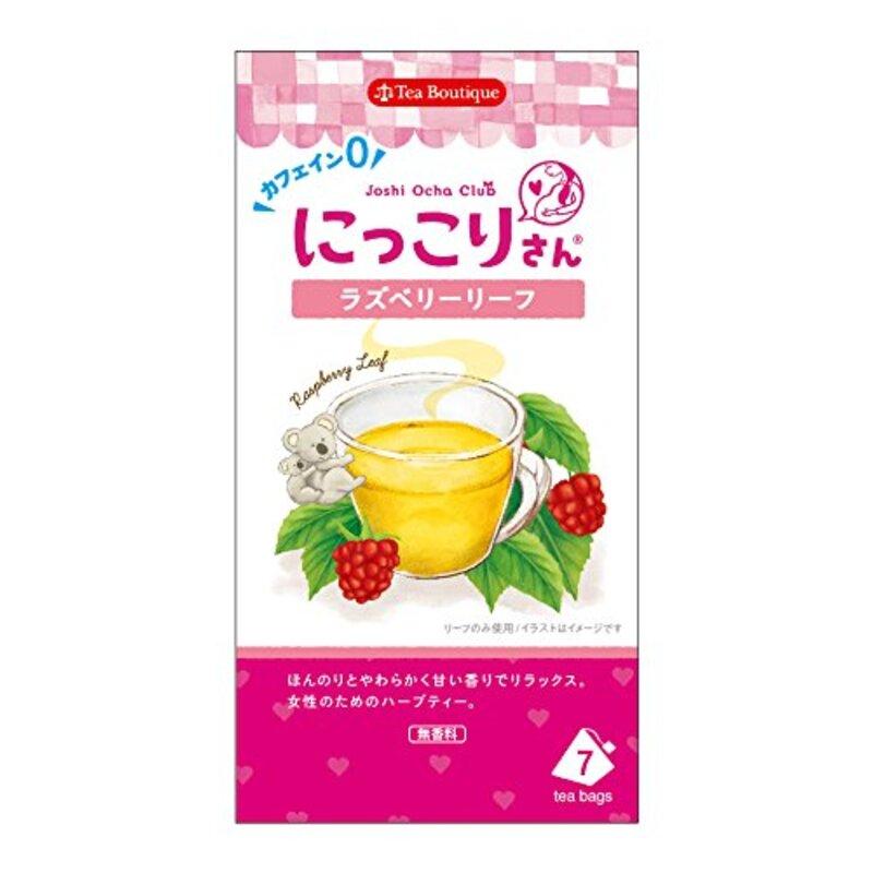 日本緑茶センター にっこりさんのラズベリーリーフ 9.1g×12個