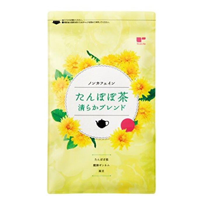 ティーライフ たんぽぽ茶 清らかブレンド 2.0g×30個入