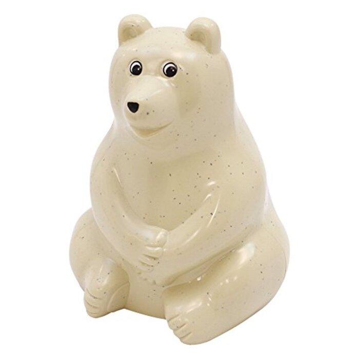 ポーラーベア/Polar Bear 貯金箱(マネーボックス)