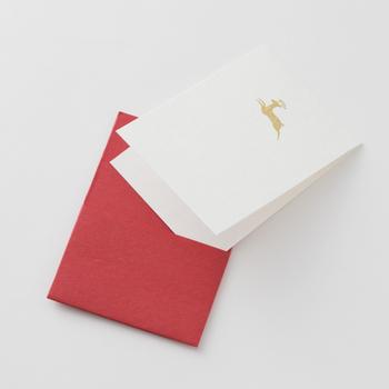 それぞれ彩り豊かな包紙も付属されていおり、華やかで雅趣に富んだ仕上がりは、ご年配の方への贈り物のメッセージカードとして最適なので、おうちに常備しておくといざというときに役立ちます。