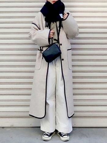 着こなし次第で「コート」が見違える!同じコートを永く愛する着回し案