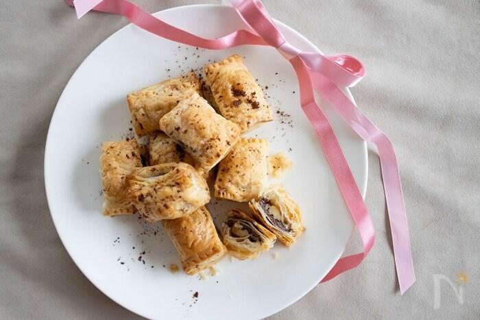 材料4つ以下!「冷凍パイシート」を使った軽食&スイーツの簡単レシピ