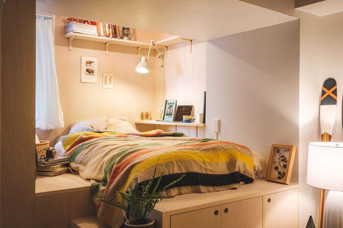 アウトドア好きなYURIEさんの考える「外でもなく、家でもない、第3の空間」