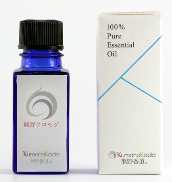 熊野香道 「熊野クロモジ」 エッセンシャルオイル 5ml