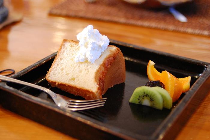 ふわっふわの軽い食感♪名店の「シフォンケーキ」をお取り寄せ