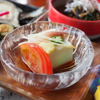 都内のおすすめ「豆腐・湯葉ランチ」ヘルシーな伝統食材を味わおう