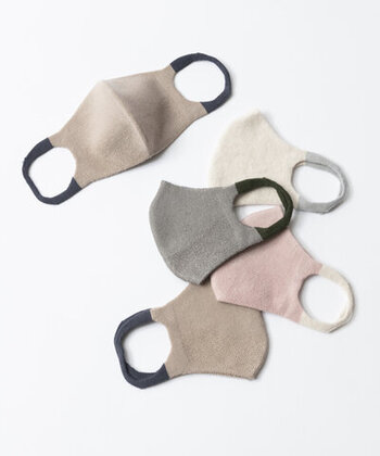 「素材・デザイン・機能性」どれを重視する?キナリノモールで買えるおすすめマスク