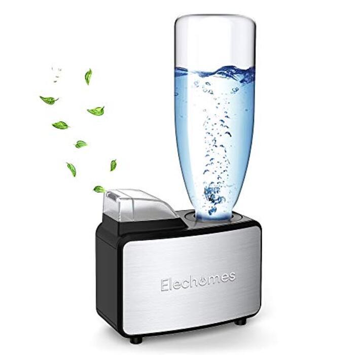 Elechomes 超音波式 ペットボトル加湿器