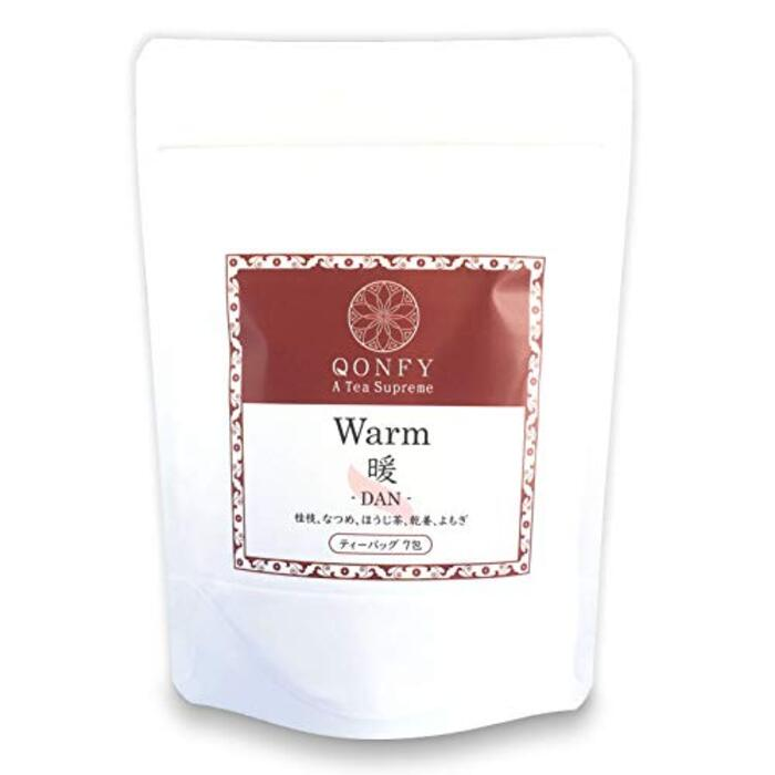 漢方茶QONFY Warm 暖 -DAN- (7包)