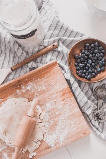 ざくっとやもっちり食感に変化する!≪強力粉≫を使ったおすすめ「手作りお菓子レシピ」