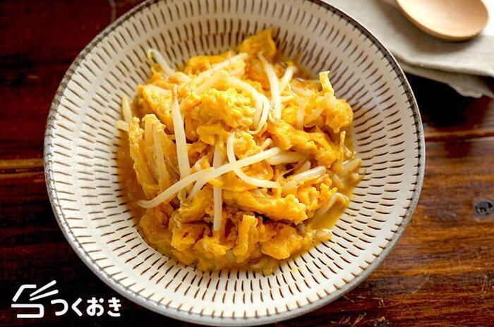 5分ほどで作れる簡単レシピ。味付けも和風だしでシンプルなのに、やさしい味わいにいくらでもいただけそう。そのままおかずとしてだけでなく、ご飯に乗せて丼にしてもおいしくいただけます。