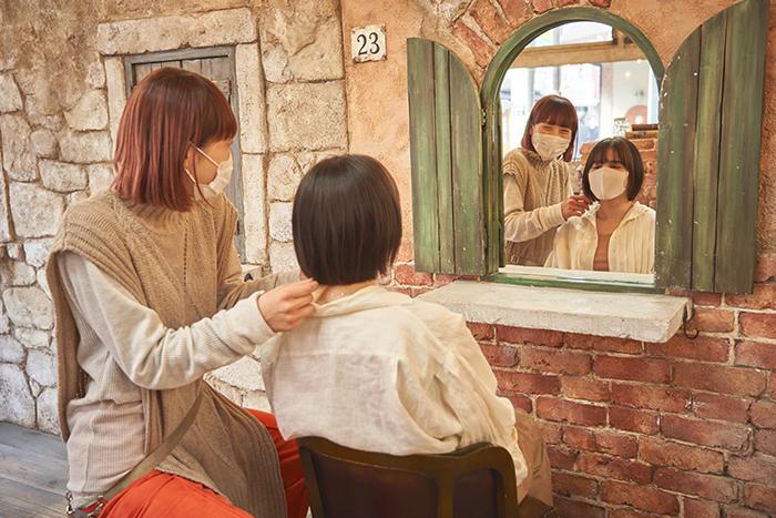 春に向けて印象を変えよう!《髪のお悩み別》大人ヘアの作り方