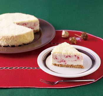 混ぜたら冷やして出来上がり♪濃厚&なめらかな『レアチーズケーキ』レシピ