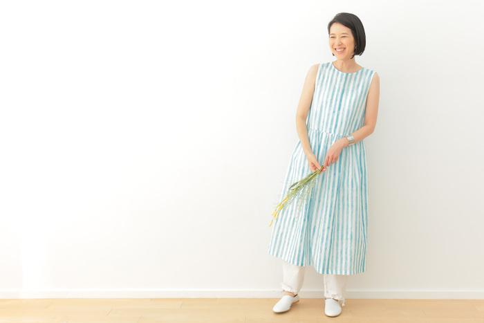 春夏は手作りの洋服で♪おすすめ【ソーイング本&生地屋さん】