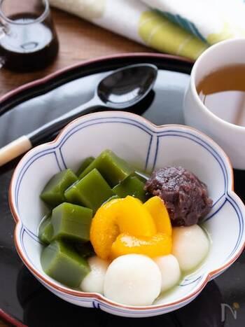 季節を楽しむ心も学べる。おうちで簡単・はじめての和菓子