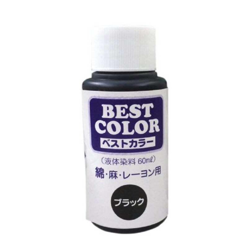 マックスポイント ベストカラー (液体染料60ml)