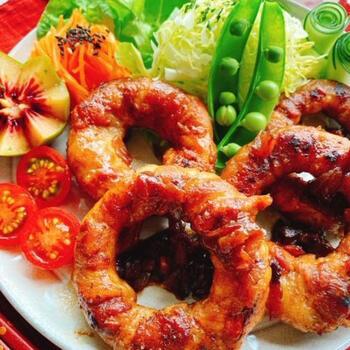 野菜を豚肉でくるん!お弁当で人気*「豚肉巻き」のおかずレシピ集