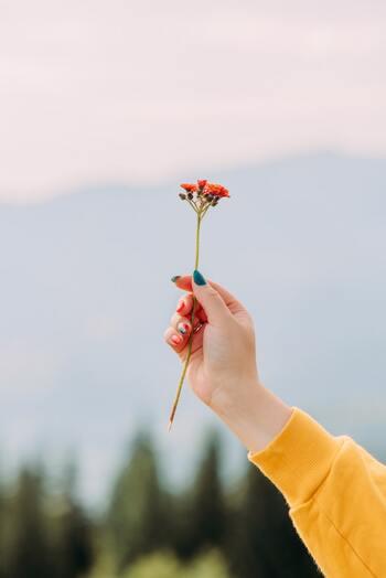 新しい環境に置かれたとき、わたしたちの心は緊張しますよね。不安や焦りが振り子のように揺れ動き、自分らしくいることなんて無理……。では、この心の揺れをコントロールする「おまじないルーティン」を決めましょう。心をフラットにしたいとき、何か決まった動作を行います。ルーティンに集中することで雑念が消え、落ち着いた自分でいられるのです。