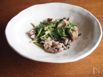 ナンプラーで塩気と旨味を足せば、白米が進む絶品おかずの完成。お弁当のレパートリーに入れてみて。