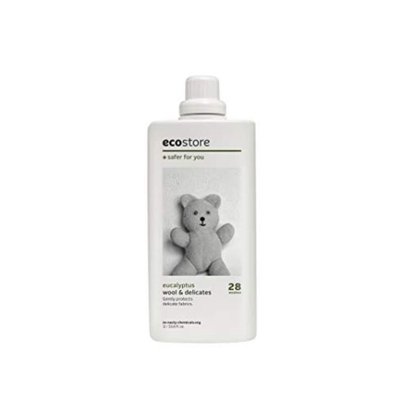 ecostore(エコストア) デリケート&ウールウォッシュ 【ユーカリ】 おしゃれ着用 中性洗剤 1L