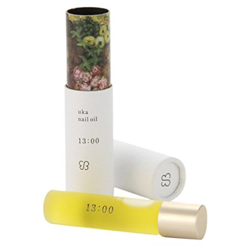 ウカ(uka) ネイルオイル 13:00(イチサンゼロゼロ)〈リフレッシュできる香り〉 5ml