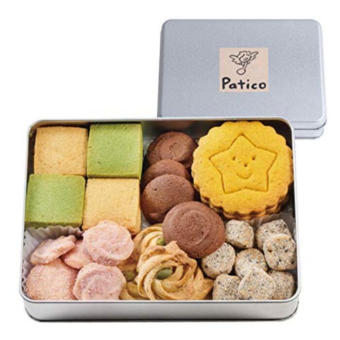 【野菜使用】野菜 クッキー 9種の野菜とフルーツ使用 缶入り クッキー 詰め合わせ
