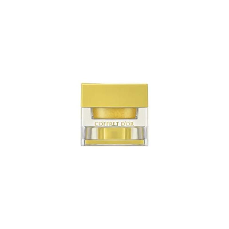 コフレドール 3Dトランスカラー アイ&フェイス YL-16 アイシャドウ ハニーレモン 3.3G