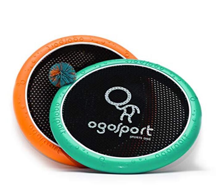 オゴスポーツ (OGOSPORT) オゴディスク ミニ オレンジ・グリーン
