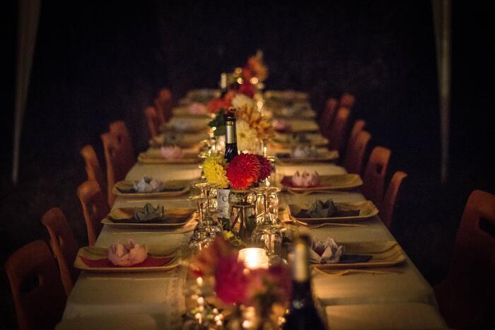 テーブルコーディネートの参考に。「食卓」が素敵な映画15選