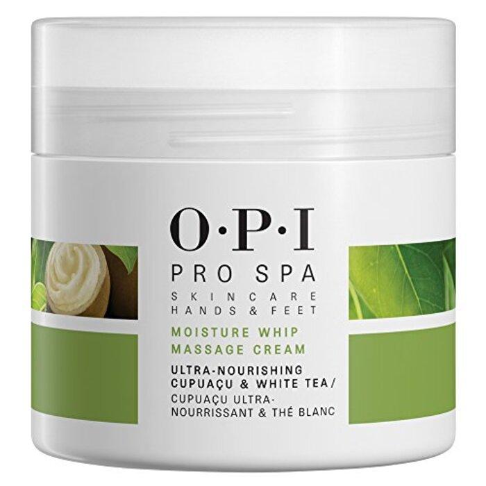 OPI(オーピーアイ) フットケア マッサージクリーム(プロスパ モイスチャーホイップ マッサージクリーム)