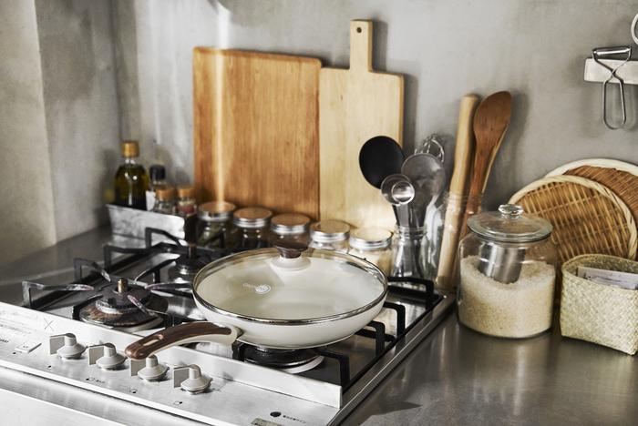 台所時間がもっと好きになる。機能美に優れた調理道具を選ぼう