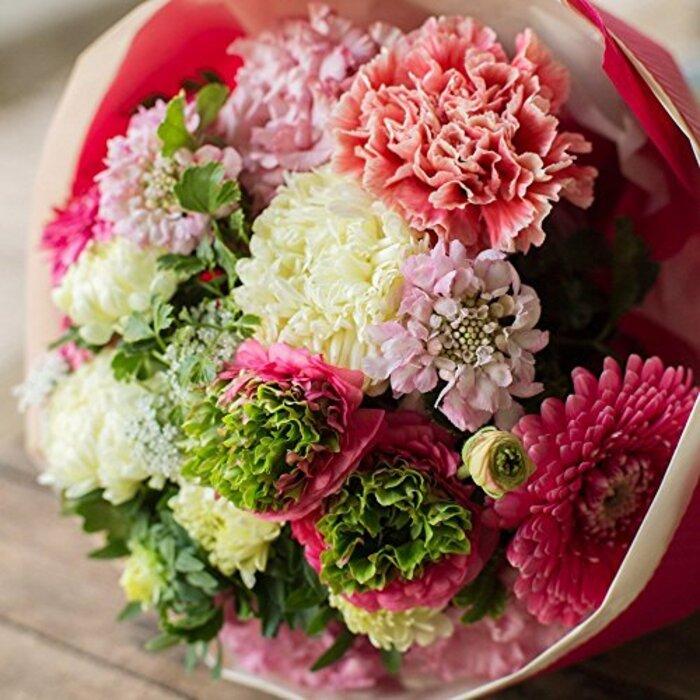 【 クール便 】 花束 生花 ギフト Lサイズ