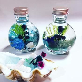 慣れて来たら、テーマを決めて絵のような作品にもチャレンジしてみてくださいね。季節感やイベントでコンセプトを決めて、お花から選んで行きましょう。