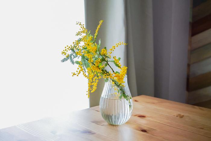 """見るたびに心躍る。素敵な「フラワーベース」で始める""""花のある暮らし"""""""