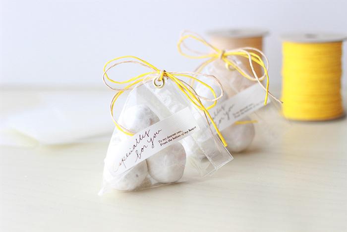 魅惑のさくほろ食感*「スノーボールクッキー」の基本&アレンジレシピ集