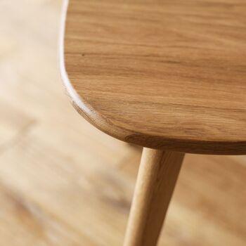 塗装の種類の中でもしっかりとした塗膜を木の表面に作ってくれるのがウレタン塗装です。木の表面を完全に厚みのあるウレタン樹脂で覆うので、傷や汚れからの保護性能は抜群でメンテナンスフリーで使えます。