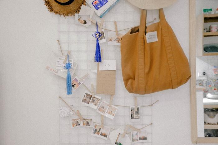 かばんの中をすっきり整頓。便利な『バッグインバッグ』